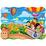 Пазл Воздушный шар, 30 деталей (MIDI)Castor land