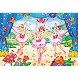 Пазл Маленькие балерины, 40 деталей MAXI Castor Land