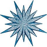 Украшение Звезда многогранная 12,5 см