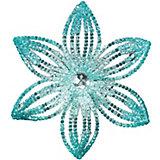 Украшение Снежный цветок 14 см