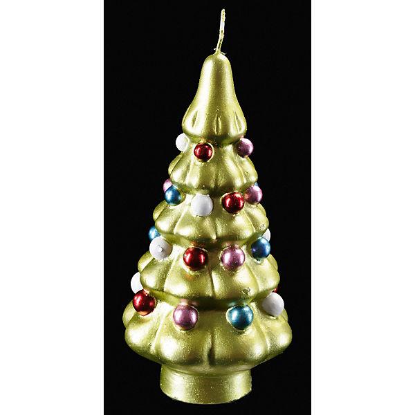 Свеча Ель новогодняя 14,5 см