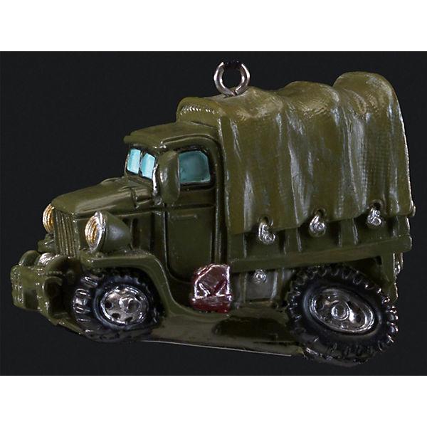 Украшение Военный грузовик 5,7 см