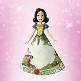 """Кукла Hasbro Disney Princess """"Принцесса в юбке с проявляющимся принтом"""", Белоснежка"""