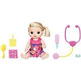 """Интерактивная кукла Hasbro Baby Flive """"Малышка у врача"""""""