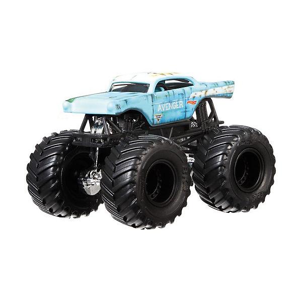 """Машинка Hot Wheels """"Monster Jam"""" Avenger"""