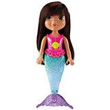 """Кукла-русалка Fisher Price """"Дора и друзья"""", Дора"""