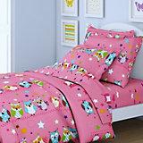 Детское постельное белье 3 предмета Letto, BG-51