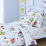 Детское постельное белье 3 предмета Letto, BG-50