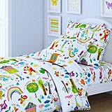 Детское постельное белье 3 предмета Letto, BG-49