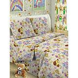Детское постельное белье 3 предмета Letto, BG-54