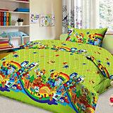 Детское постельное белье 3 предмета Letto, BG-27