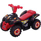 "Электроквадроцикл Bugati ""Power"", красно-черный"
