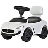 "Машина-каталка Bugati ""Maserati"", белая"
