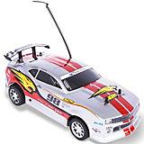 """Радиоуправляемая машинка Mioshi """"On-Road Rally Racer"""", 1:18 (серо-красная)"""