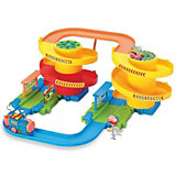 Железная дорога Devik Toys с поездом