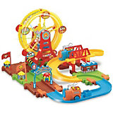 """Железная дорога Devik Toys """"Колесо обозрения"""" с поездом"""