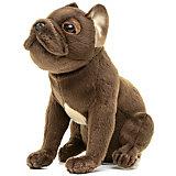 Мягкая игрушка Hansa Щенок французского бульдога, 20 см