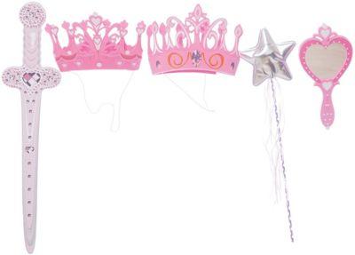 Набор для принцесс, Lion Touch (Корона-2шт., Меч, Зеркало, Волш. палочка)
