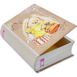 """Коробка """"Книжка ЗайкаМи"""" 21,5*15,7*5,8 см"""