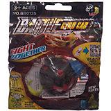 Машинка с гироскопом Gyro Flash Racer черная, в пакете