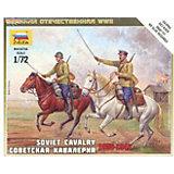 Сборная модель  Советская кавалерия