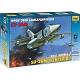 """Сборная модель  Самолет """"Су-24М"""""""