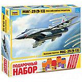 """Сборная модель  Самолет """"МиГ-29 (9-13)"""""""