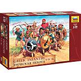Сборная модель  Греческая пехота