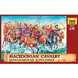 Сборная модель  Македонская кавалерия