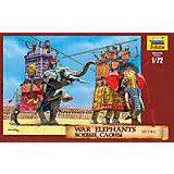 Сборная модель  Боевые слоны