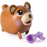 """Коллекционная фигурка Spin Master """"Chubby Puppies"""", Шоколадный мишка"""