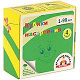 """Деревянные кубики Краснокамская игрушка """"Настроения"""""""