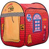 Игровая палатка Shantou Gepai Гаражи, в сумке