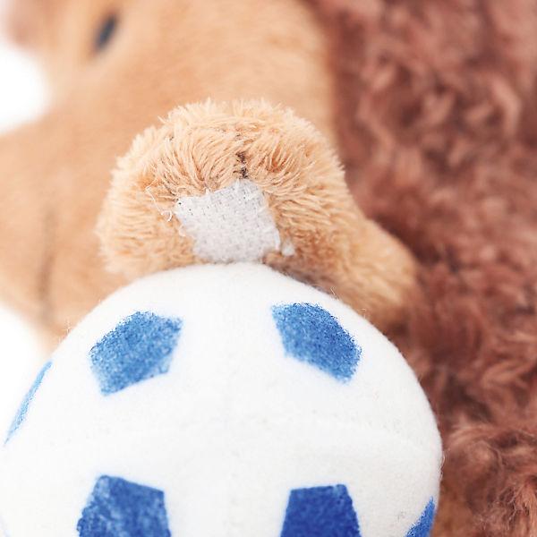 Мягкая игрушка Orange Енотик Дэйзи: Ёжик Колюнчик с мячиком, 20 см