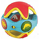 "Развивающая игрушка 1Toy ""Kidz Delight"" Шар с активностями, со звуком, мелодиями"