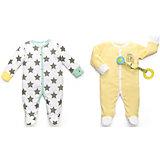 Набор из двух пижам Happy Baby