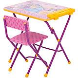 """Комплект мебели Nika Kids """"Disney 3"""" Принцессы"""