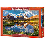 """Пазл Castorland """"Скалистые горы"""" 500 деталей"""
