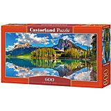 """Пазл Castorland """"Изумрудное озеро"""" 600 деталей"""