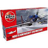 """Сборная модель Airfix """" Истребитель North American P-51D Mustang"""" 1:72"""