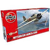 """Сборная модель Airfix """"Истребитель Mitsubishi A6M2b Zero"""" 1:72"""