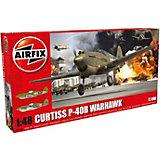 "Сборная модель Airfix ""Самолет Curtiss P-40B Warhawk"" 1:48"