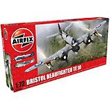 """Сборная модель Airfix """"Истребитель Bristol Beaufighter Mk.X (Late)"""" 1:72"""