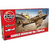 """Сборная модель Airfix """"Истребитель Hawker Hurricane Mk.I - Tropical"""" 1:48"""