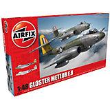 """Сборная модель Airfix """"Самолет Gloster Meteor F8"""" 1:48"""