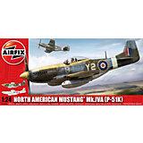 """Сборная модель Airfix """"Самолет North American P-51K/RF Mustang """"1:24"""
