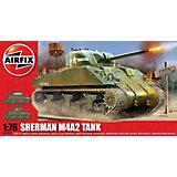 "Сборная модель Airfix ""Танк Nfyr Sherman M4 Mk1"""