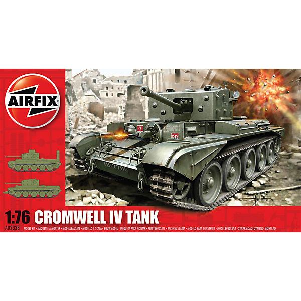 "Сборная модель Airfix ""Танк Cromwell Cruiser"""