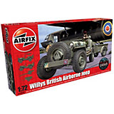 "Сборная модель Airfix ""Автомобиль Willys Jeep  Trailer & Howitzer"""