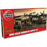 "Набор Airfix ""Аэродромная техника USAAF 8th Air Force Bomber Resupply Set"" 1:72"